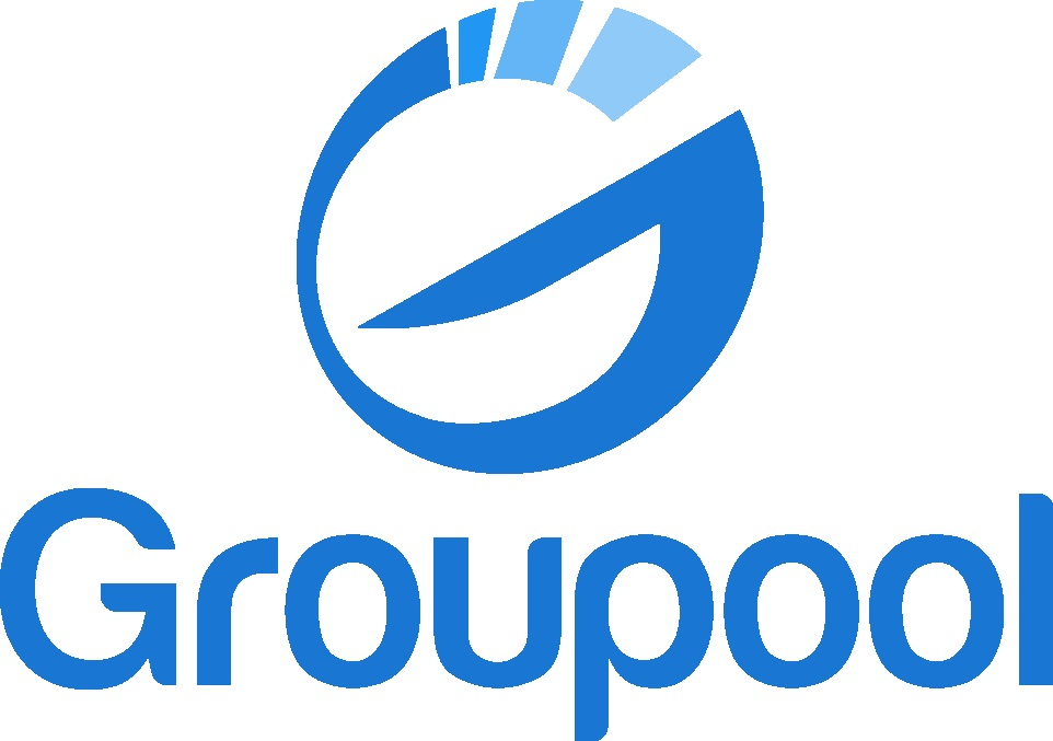 Groupool logo
